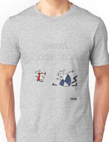 Рабочий И Паразит Unisex T-Shirt