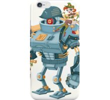 Bot Girls iPhone Case/Skin