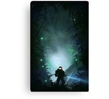 Well Enough Alone Canvas Print