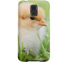 Easter chick Samsung Galaxy Case/Skin