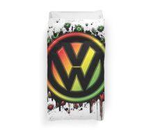Reggae Volkswagen Duvet Cover