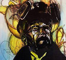 Walter White by TIMGILLAM