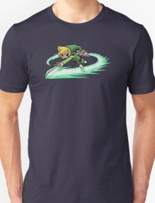 Legend Of Zelda Wind Waker Unisex T-Shirt