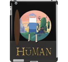 The Human iPad Case/Skin