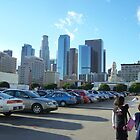 Downtown Los Angeles by alexiskins