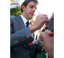 License to Wed Premiere #2 Photographic Print