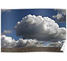 Wandering cloud Poster