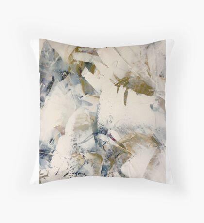 'melancholy' Throw Pillow