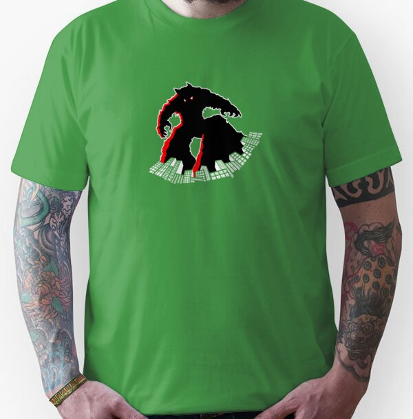 Space Monster Cabinet Unisex T-Shirt - Choice of Colors - S to 3XL