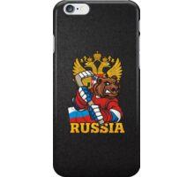 Hockey. Russia. iPhone Case/Skin