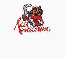 Hockey. Red machine. Russia. Unisex T-Shirt