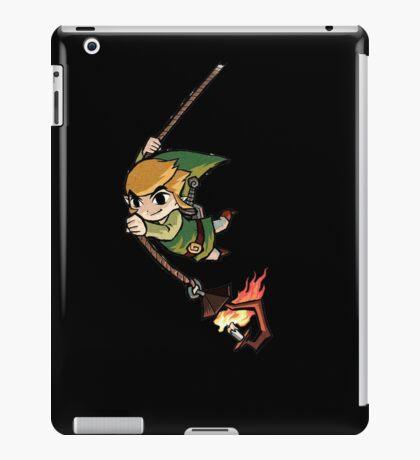 Legend Of Zelda Wind Waker 2 iPad Case/Skin