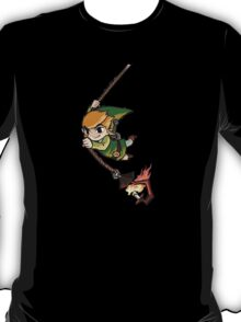 Legend Of Zelda Wind Waker 2 T-Shirt