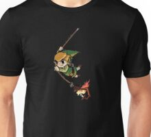 Legend Of Zelda Wind Waker 2 Unisex T-Shirt