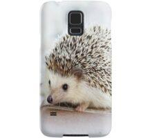 Cute Animals - Hedgehog Samsung Galaxy Case/Skin