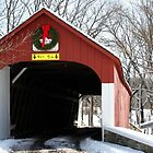 Knecht's Covered Bridge by DJ Florek