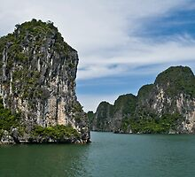 Ha Long Bay #2 by Matthew Stewart