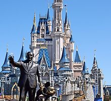 Magic Kingdom by DJ Florek