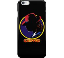 Carter iPhone Case/Skin