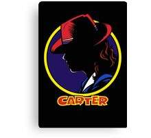 Carter Canvas Print