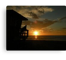 End of Summer.... Canvas Print