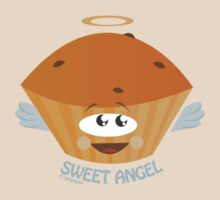 Sweet Angel t-shirt by oksancia