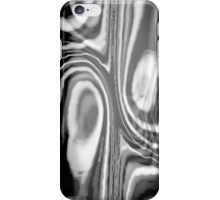 Psychmaster Alternate Universe BW iPhone Case/Skin