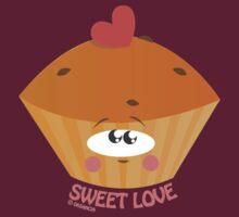 Sweet Love t-shirt by oksancia