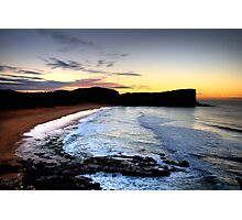 Temptation - Avalon - Sydney Beaches - The HDR Series, Sydney Australia Photographic Print