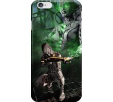 Cyberpunk Painting 043 iPhone Case/Skin