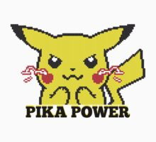 PIKA POWER Kids Clothes