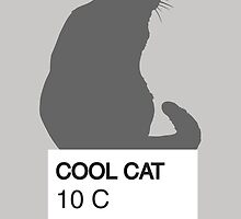 Cool Cat Color Matching by Mehdals