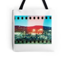 Train station  Tote Bag