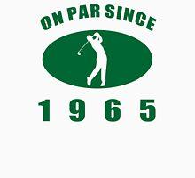 1965 Golfer's Birthday Unisex T-Shirt