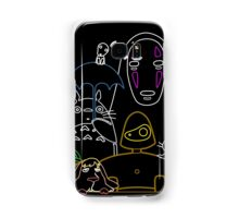Ghibli mix v2 Samsung Galaxy Case/Skin