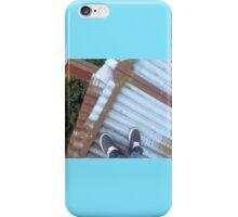 over the garden iPhone Case/Skin