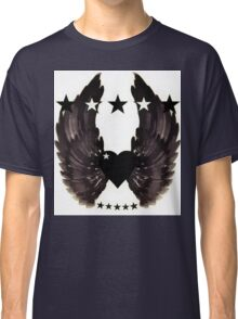 Rebel love emblem Classic T-Shirt