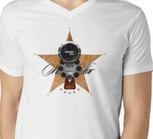 Shootin Star! Mens V-Neck T-Shirt