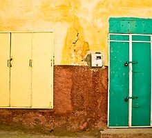 Meknes Wall by eyeshoot