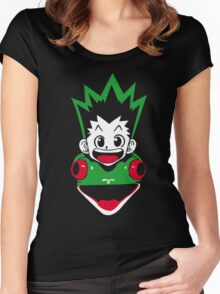 Cute Hunter Women's Fitted Scoop T-Shirt
