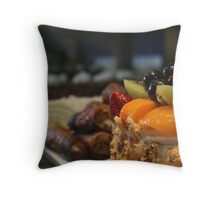 Acland Street Sweets, St Kilda Throw Pillow