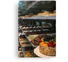 Acland Street Sweets, St Kilda Canvas Print