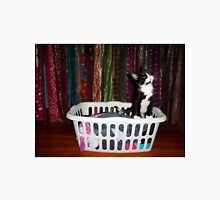 Adorable kitty in a hamper - 2 T-Shirt