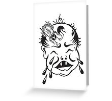 Third Eye Greeting Card
