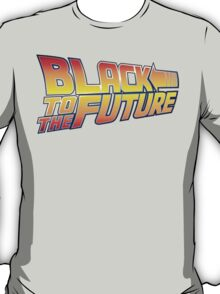 McSuperfly Special (Black to the Future) v2 T-Shirt