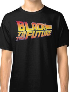 McSuperfly Special (Black to the Future) v2 Classic T-Shirt