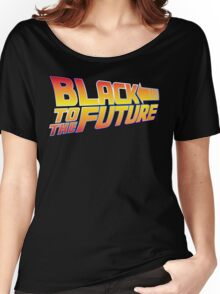 McSuperfly Special (Black to the Future) v2 Women's Relaxed Fit T-Shirt