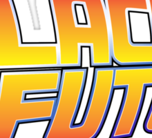 McSuperfly Special (Black to the Future) v2 Sticker