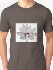 moth flower T-Shirt