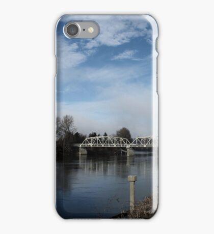 South Skagit Valley Bridge iPhone Case/Skin